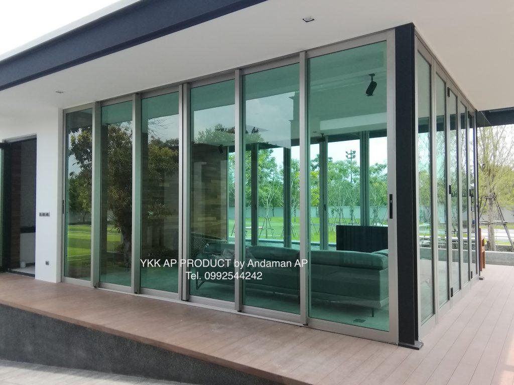 YKK AP Aluminium window & door by Andaman AP Tel. 099 254 4242