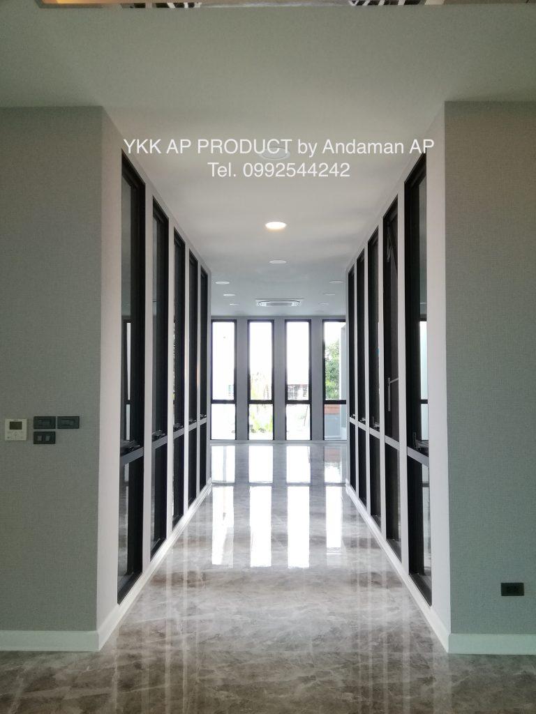YKK AP Aluminium window & door Tel. 099 254 4242