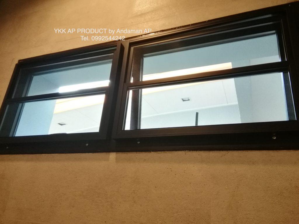 ykkapหน้าต่างอลูมิเนียม