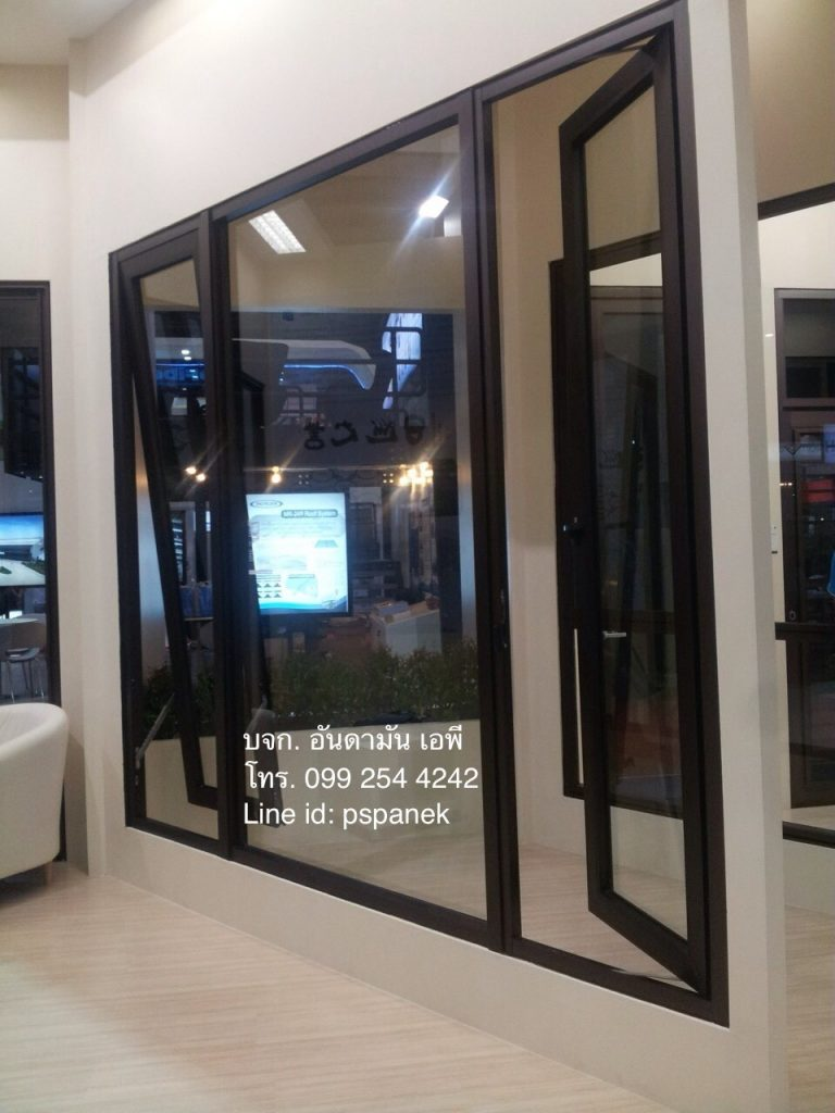 YKK AP Casement / Top hung window